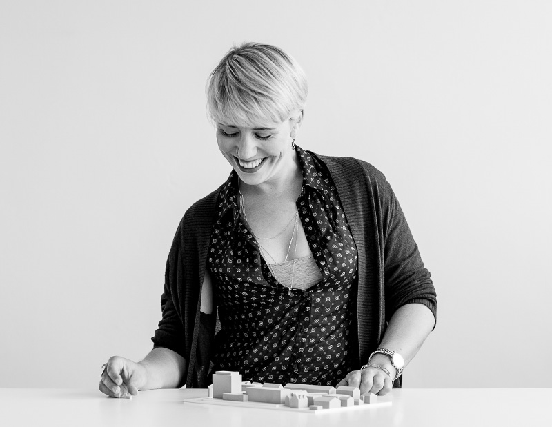 Dipl.- Ing. (Univ.) Architektin - Nina Bruns