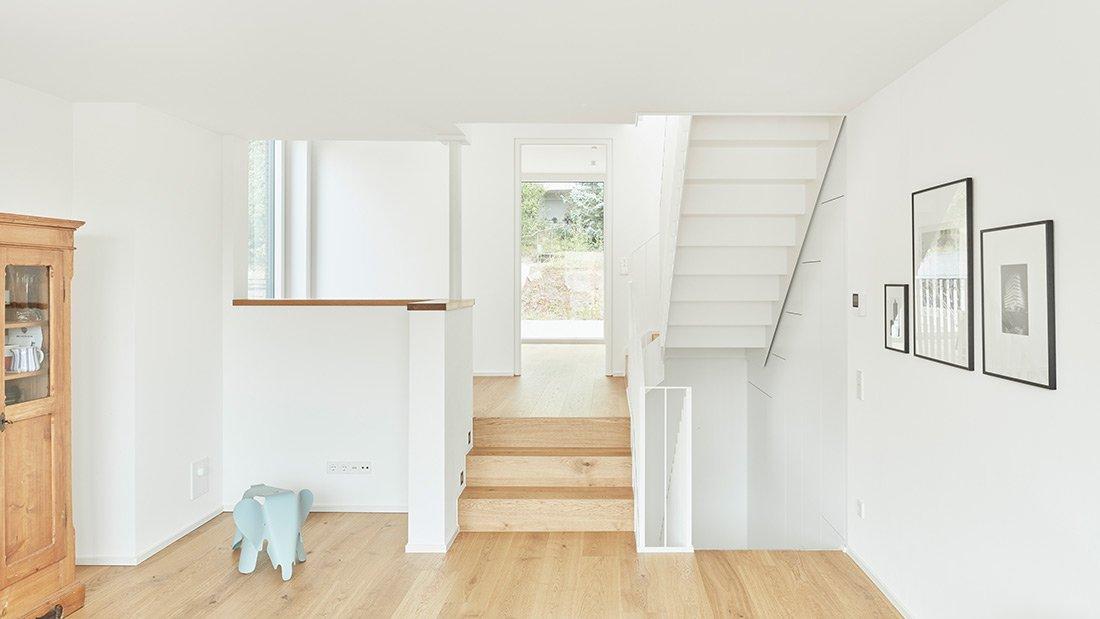 Wohn- und Bürogebäude - Planckstraße - Innenansicht Wohnen 03